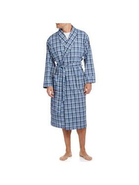 Product Image Hanes Men s Woven Shawl Robe 273909779