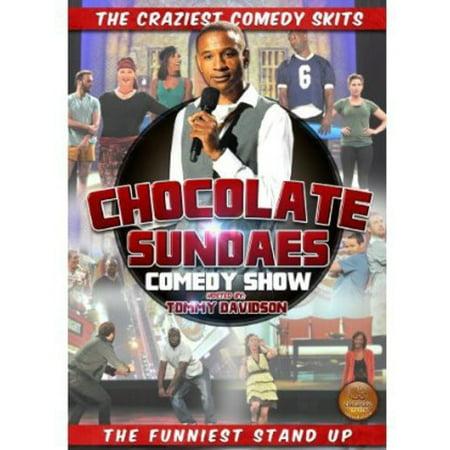 Chocolate Sundaes Comedy Show (DVD)