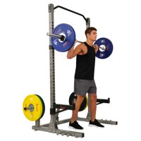 Sunny Health & Fitness High Weight Capacity Power and Squat Rack