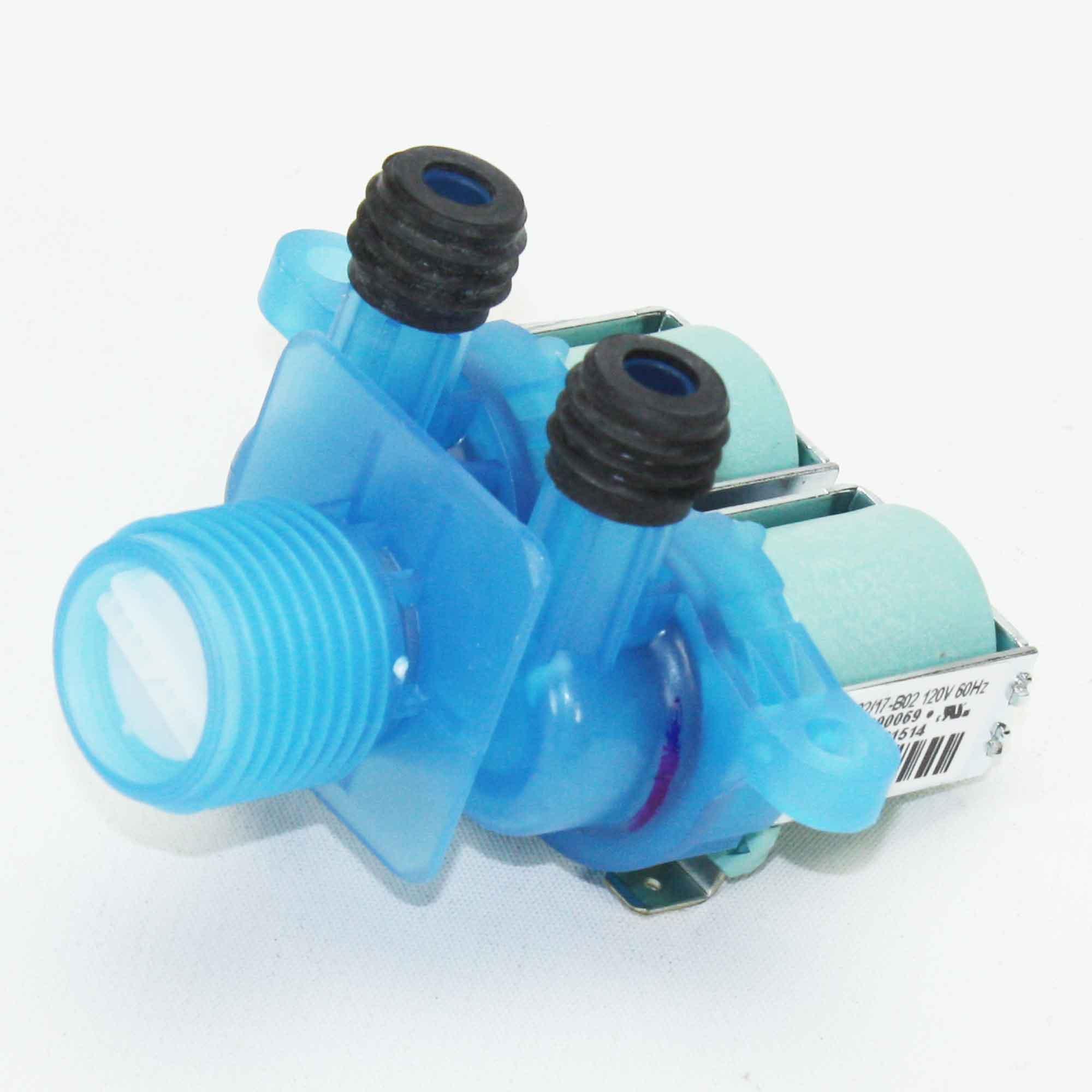 water for whirlpool washing machine