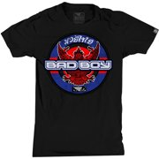 Bad Boy Rooster Fight T-Shirt - Black