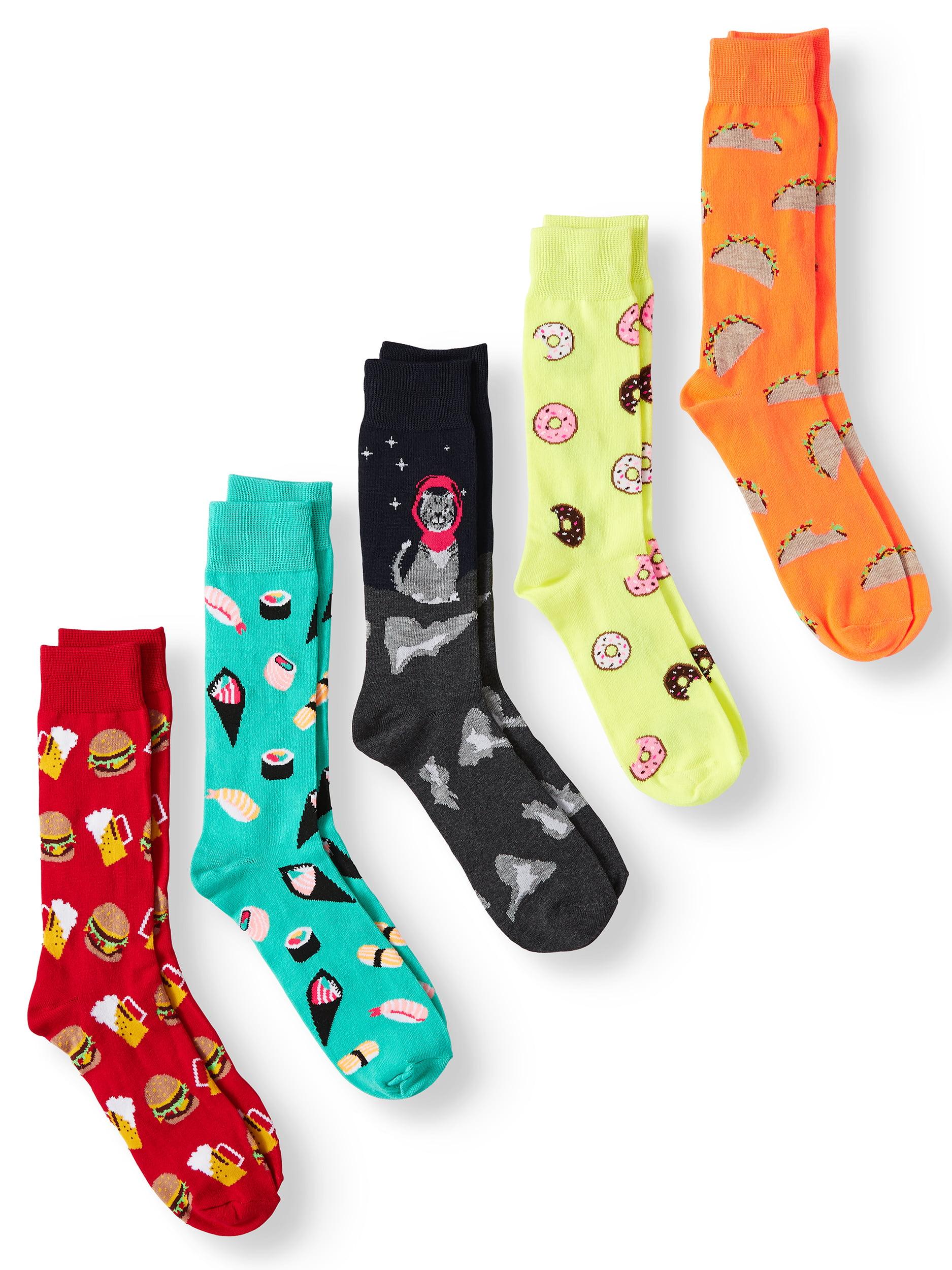 Socks, Sushi Crew