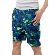 SAYFUT Big and Tall Men's Mens Shorts Swim Trunks Board Shorts Bathing Suits Surfing Running Swimming Watershort