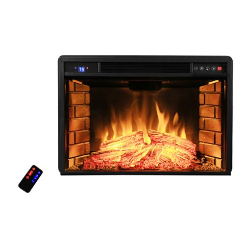 AKDY  28-inch OSAKEF0528R Free Standing Indoor Heater Electric Fireplace