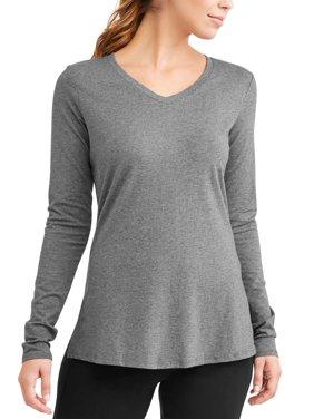 Product Image Women's Active Long Sleeve Super Soft Yoga T-Shirt