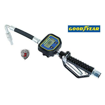 3.5 Gallon Valve - New Goodyear 10 Gallon Digital Oil Fuel Gun Control Valve by Goodyear