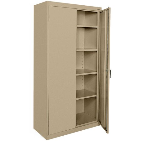 36' High Mobile Storage Cabinet - Classic Series 36