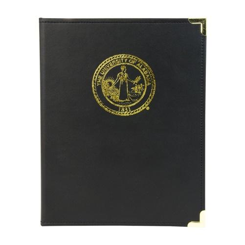 Classic Padfolio with University of Alabama Logo by Samsill
