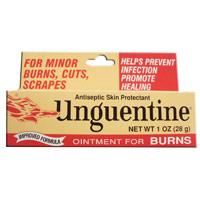 Unguentine Antiseptic Skin Protectant Ointment, Improved Formula, 1 Oz