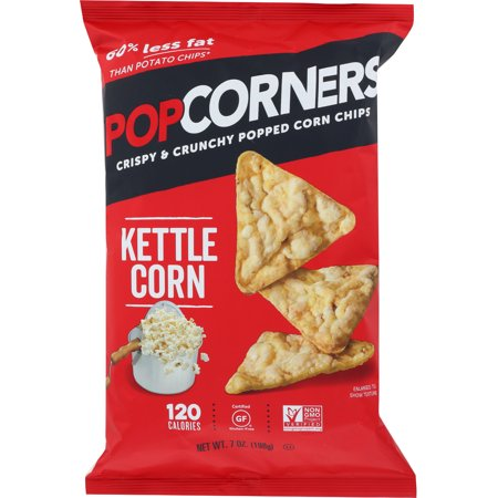 Popcorners Kettle Corn, 7 Oz (Pack Of 12)