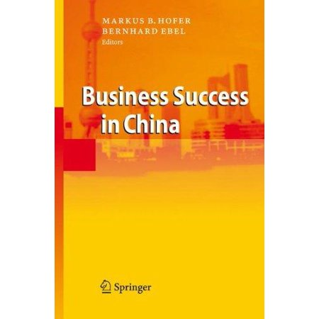 Business Success in China - image 1 of 1
