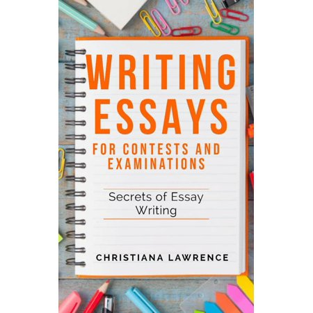 Writing Essays For Contests And Examinations - eBook](Halloween Writing Contest)