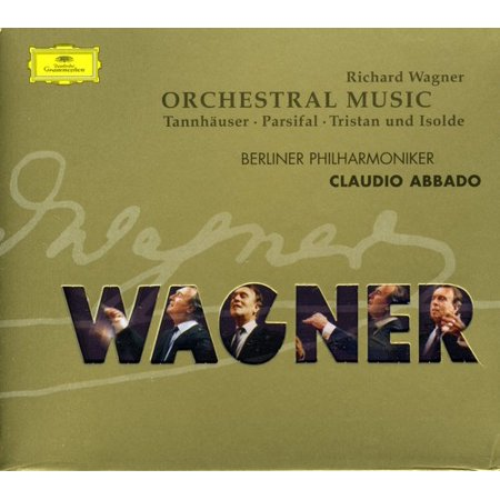 Orchestral Music (CD) ()