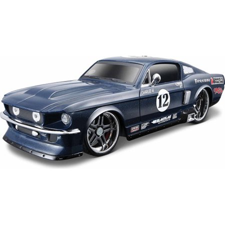 Maisto Tech RC 1:24 Scale 1967 Ford Mustang GT