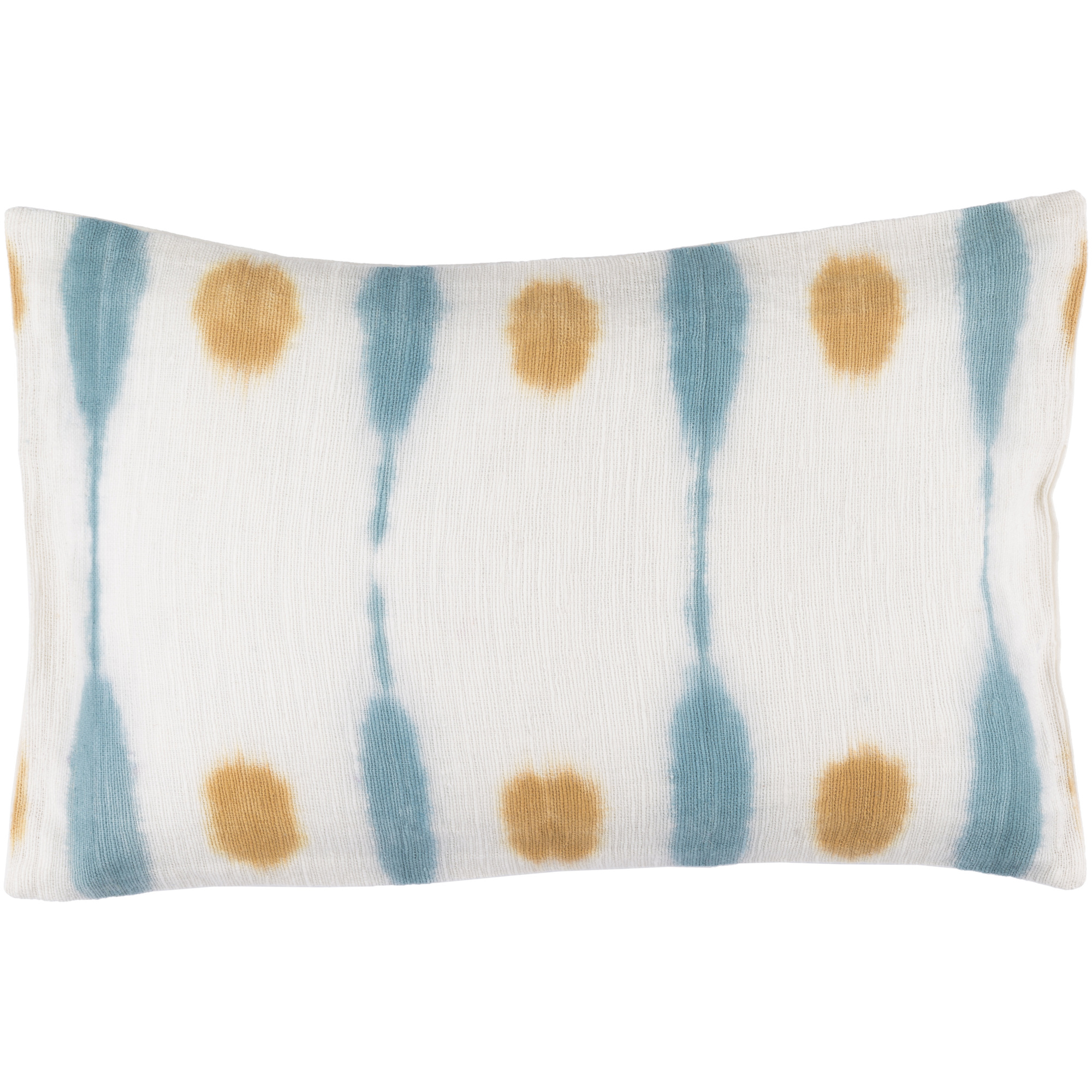 """Art of Knot Baroque 22"""" x 14"""" Pillow (with Poly Fill)"""