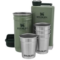Stanley Adventure Pre-Party Shotglass 6pc + Flask Set H.Green Deals