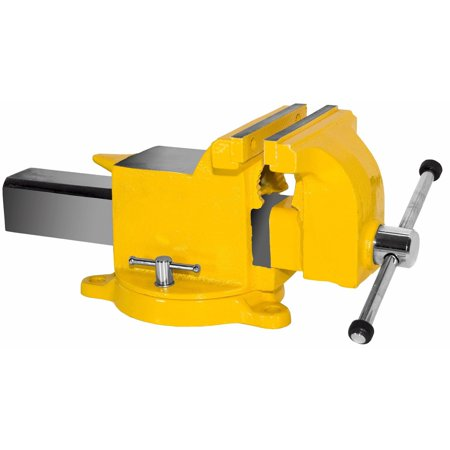 Steel Utility Vise (Yost 905-Hv High Visibility All Steel Utility Combination Pipe and Bench Vise )