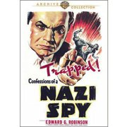 Confessions Of A Nazi Spy (Full Frame) by