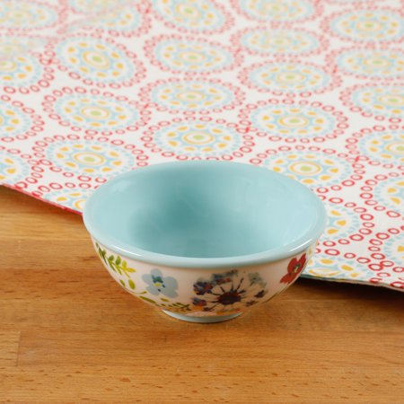 "The Pioneer Woman Kari Stoneware 3.12"" Dipping Bowl"