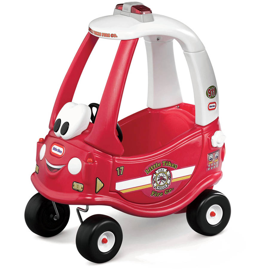 Little Tikes Ride and Rescue Cozy Coupe by Little Tikes