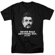 Warehouse 13 Artie Mens Short Sleeve Shirt