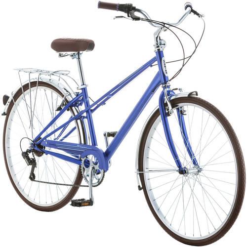 700c Schwinn Admiral Women's Hybrid Bike, Mint Green by Pacific Cycle