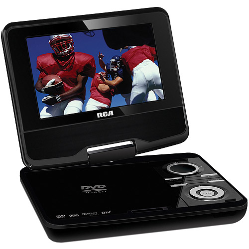 RCA DPDM70R 7-Inch Portable Digital TV with Built-In DVD Player (Refurbished)