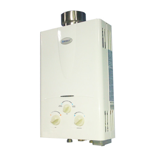 Hot Water Heater Home Shower Marey 2.7 GPM Liquid Propane Gas Tankless