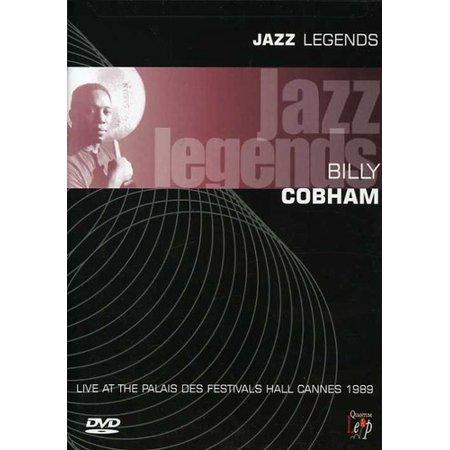 Cobham Hall - Billy Cobham: Live at the Palais Des Festivals Hall Cannes 1989 (DVD)