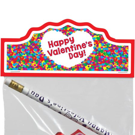 Really Good Bag Toppers - Valentines Day - Bag Toppers