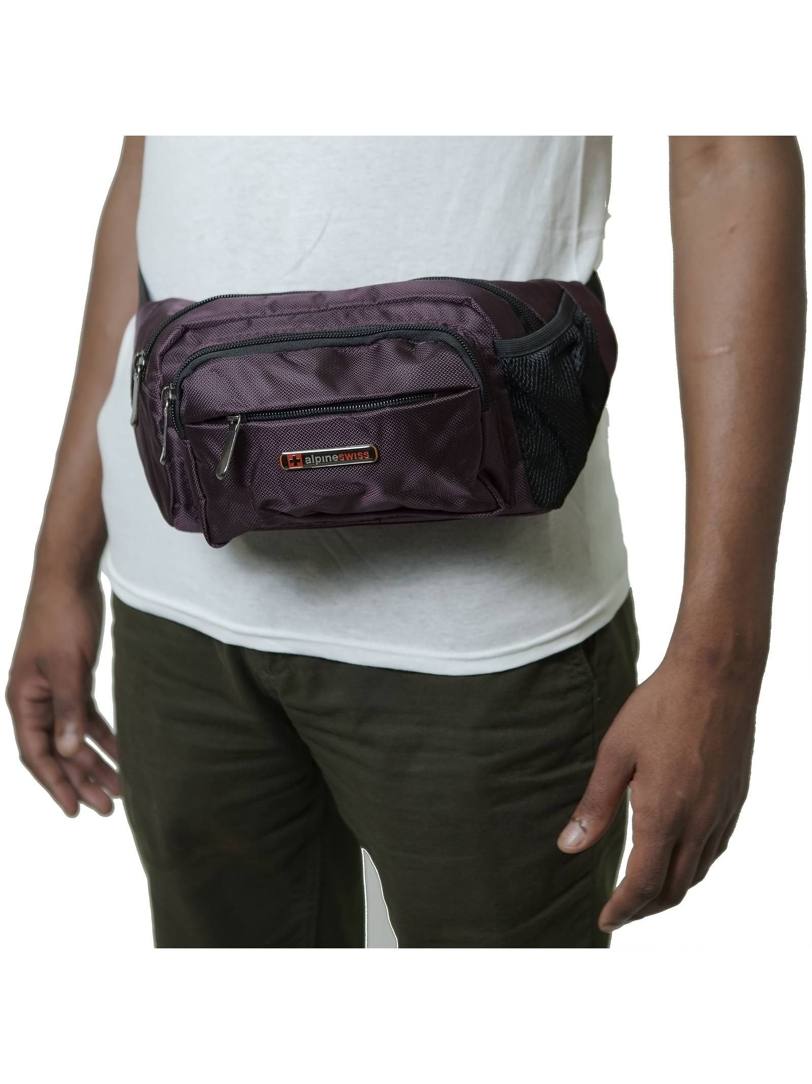 I Like Coffee And Maybe 3 People Sport Waist Packs Fanny Pack Adjustable