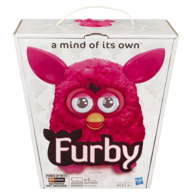 Furby 2012 Pink with AA Batteries by
