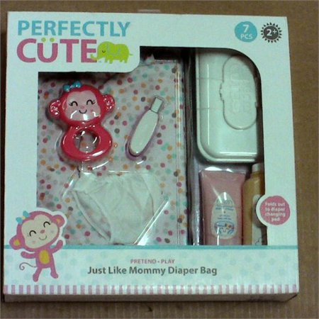 perfectly cute Just Like Mommy Purse with Accessories Set