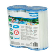 Intex Easy Set Swimming Pool Type A or C Filter Replacement Cartridges Pack