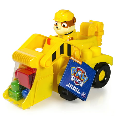 (IONIX Jr. PAW Patrol, Rubble's Bulldozer)