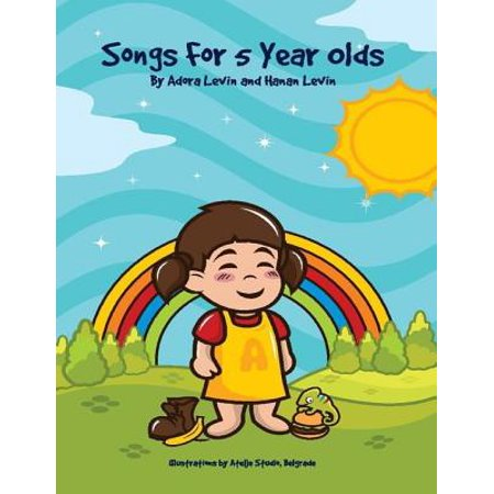 Songs for Five Year Olds - eBook