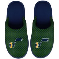 Utah Jazz Women's Big Logo Scuff Slippers