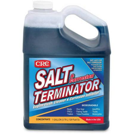 Marykate Salt Terminator Engine Flush, Cleaner and Corrosion Inhibitor, 1
