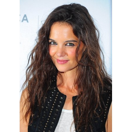 Katie Holmes At Arrivals For Shorts Program Be Yourself Screening At Tribeca Film Festival 2015 Photo Print