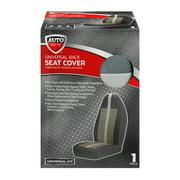 Auto Drive Universal Back Seat Cover Black - 1 CT1.0 CT