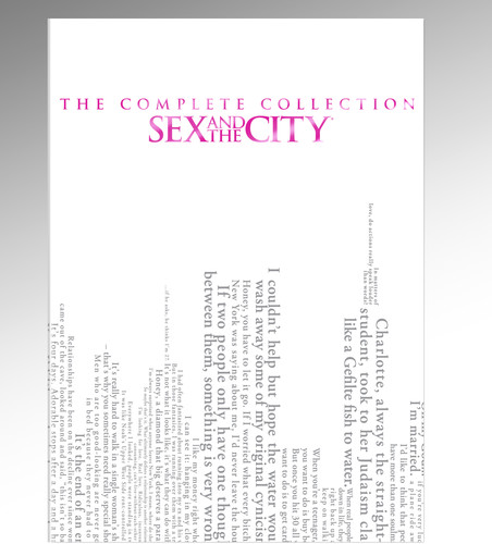 Sex in the city complete series