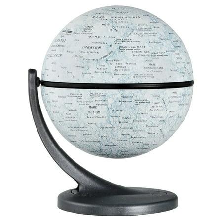 Replogle Moon 4.3 in. Wonder Tabletop Globe
