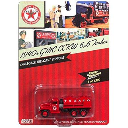 Limited Edition Tanker - 1940 CCWK 6x6 Tanker