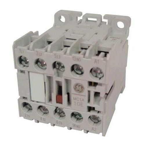GENERAL ELECTRIC MC2A310ATM Contactor, IEC, 208VAC, 3P, 12A