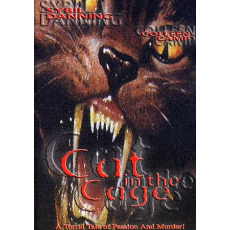 Cat in the Cage (DVD) (Sybil Danning Halloween)