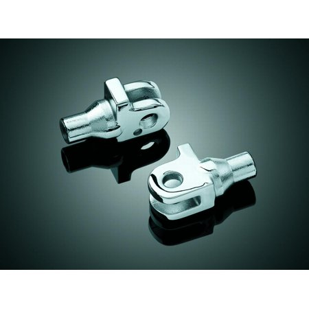 - Kuryakyn Rear Footpeg Adapters    8806