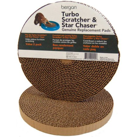Coastal Pet Mega Turbo Cat Replacement Scratch Pad