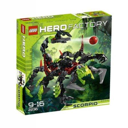 LEGO: Hero Factory: Scorpio (Lego Hero Factory Base)