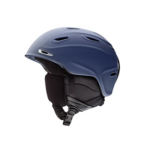 Smith Optics Aspect Adult Ski Snowmobile Helmet Matte Navy   Small by Smith Optics