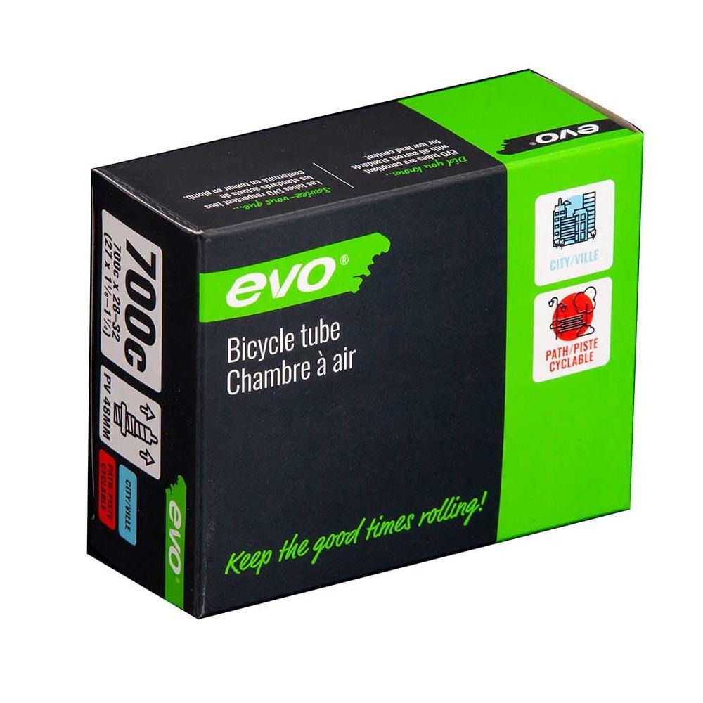 Evo Bicycle Tube - Presta, 48mm, 700C, 28-32C - 14EV.020175-18